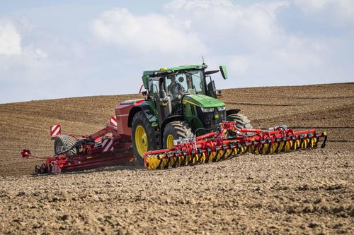 New tractors offer power, agility and intelligence