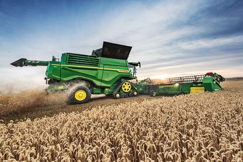 A new dimension in harvest productivity and efficiency