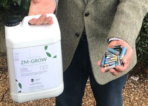 Unique fertiliser is battery-powered and celebrates its first birthday in UK & Ireland with a Trade Stand at CerealsLive