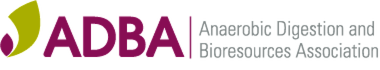 ADBA - ANAEROBIC DIGESTION AND BIORESOURCES ASSOCIATION