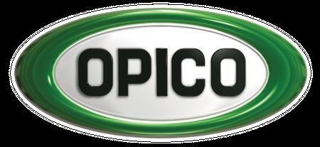 Opico logo for inter row weeding
