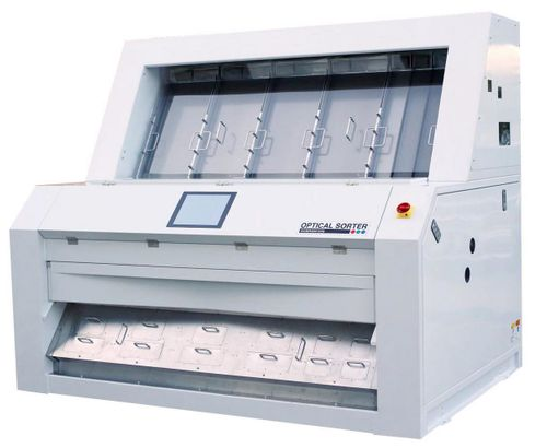 SATAKE LAUNCHES NEW OPTICAL SORTER
