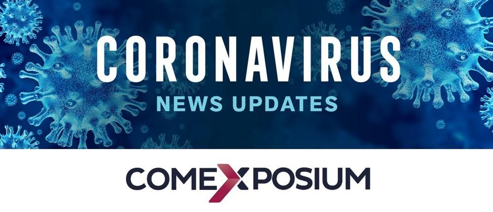 Update from Comexposium on Exhibitions impacted by COVID-19