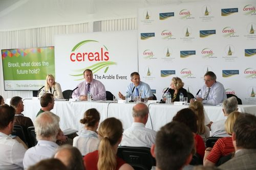 Strengthen sustainability at Cereals