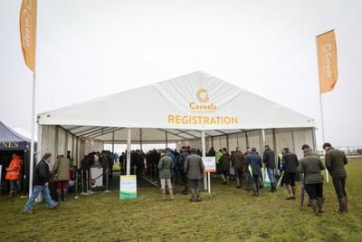 Young farmers and sustainability at Cereals LIVE