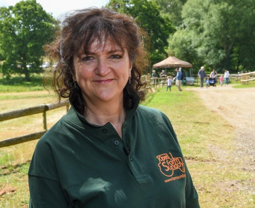 Caroline Drummond MBE, Hon DSc, NSch