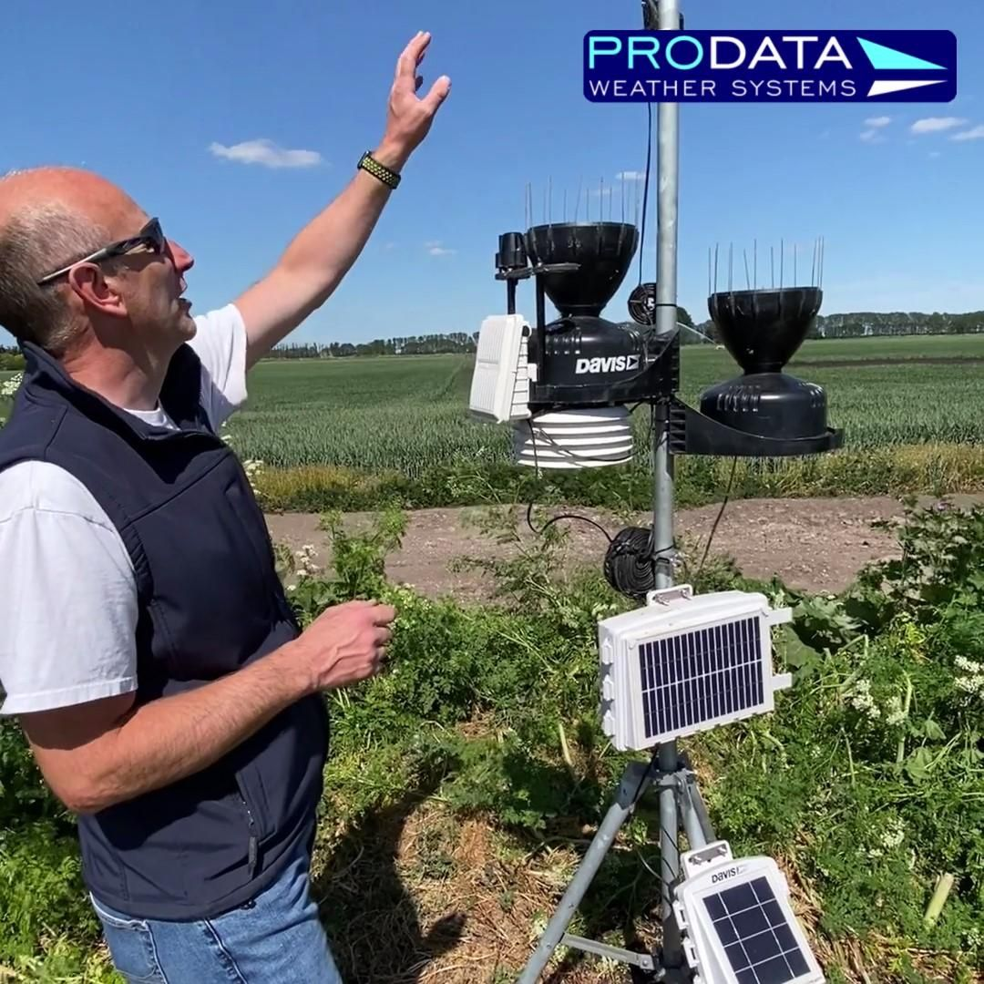 Introducing the Davis GroWeather AG Station