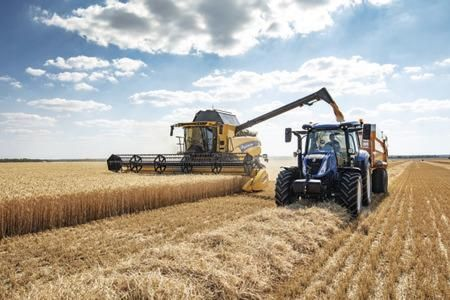 New Holland Agriculture Your Partner For Every Season