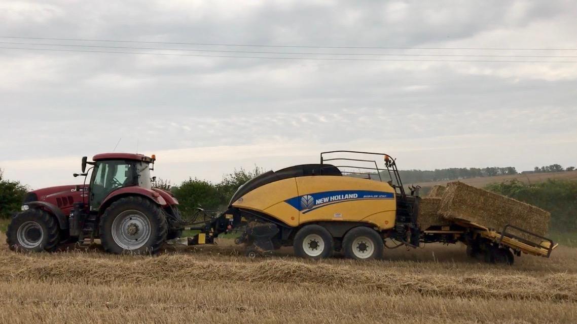 Parkland Agro-Master Bale Accumulators