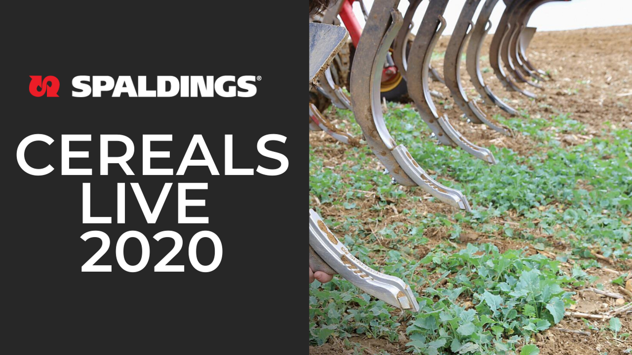 Spaldings at Cereals Live 2020