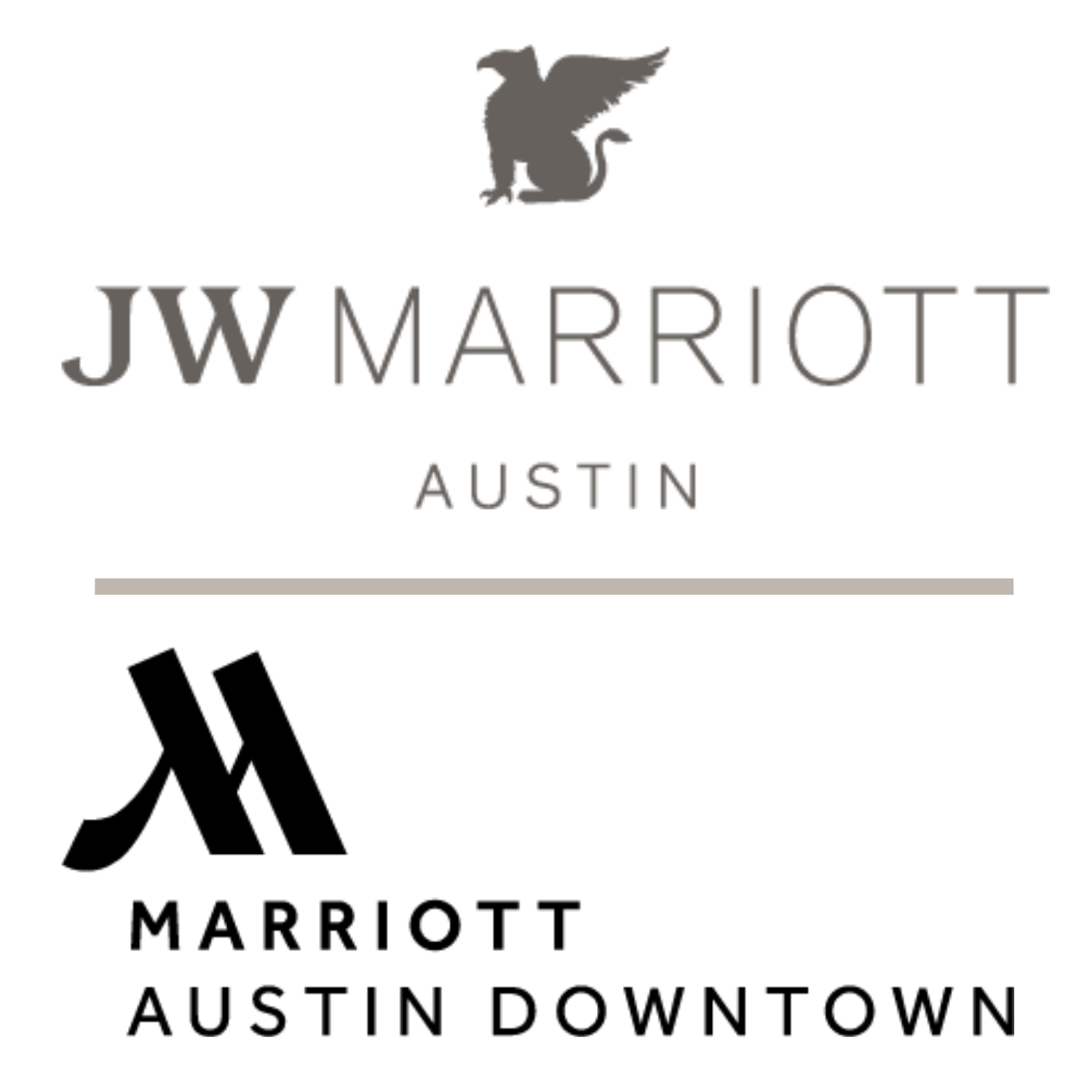 JW Marriott Austin & Marriott Austin Downtown