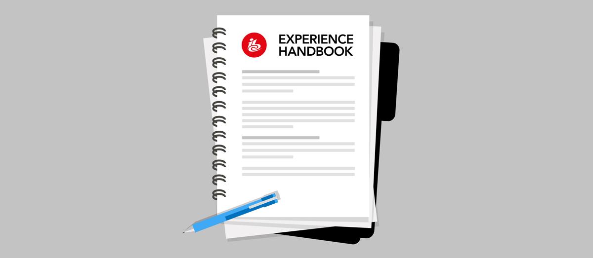 Experience Handbook
