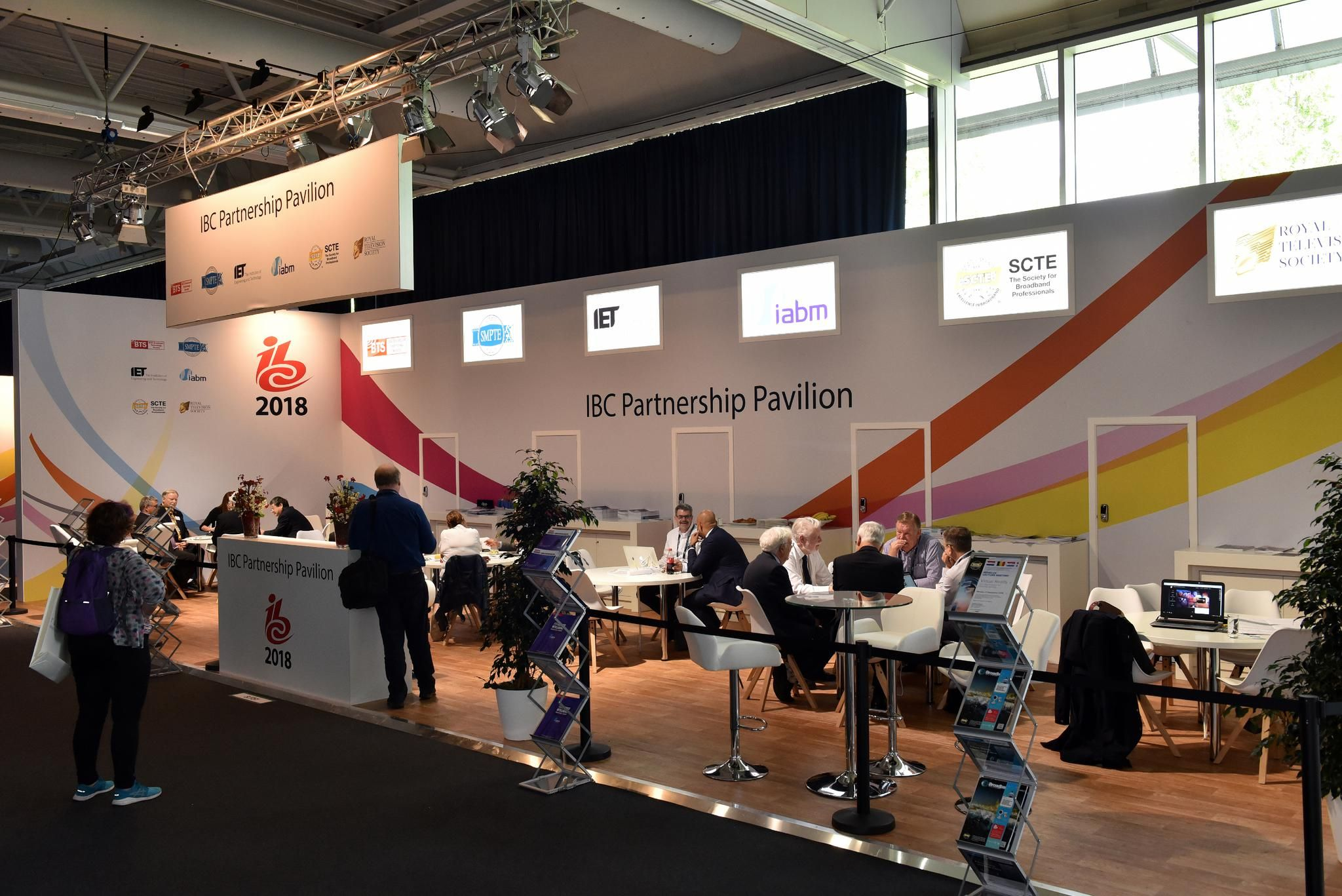The IBC Visitor Experience