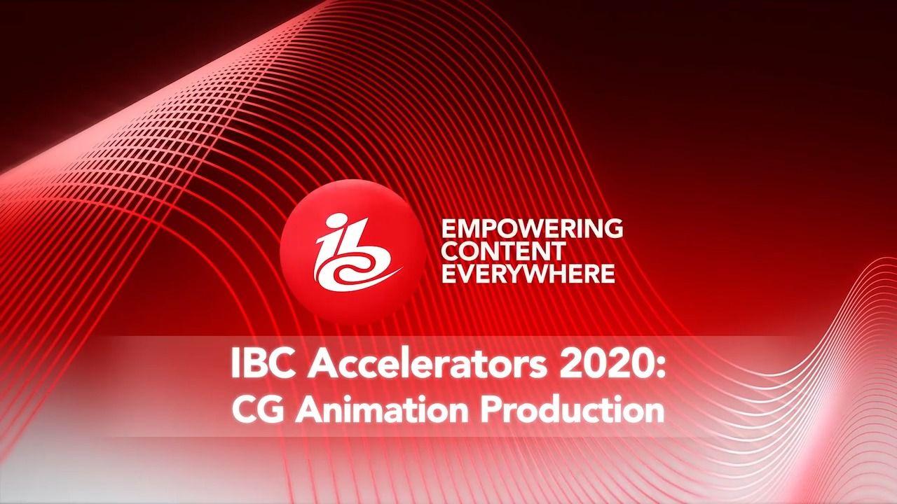 CG Animation Production