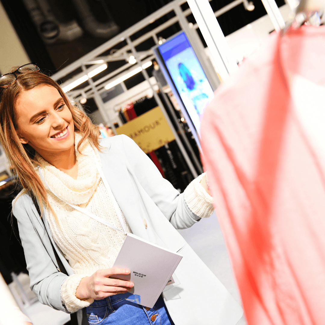 Meet a targeted audience at Moda