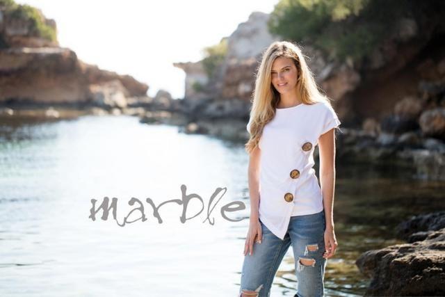 Moda Woman Marble