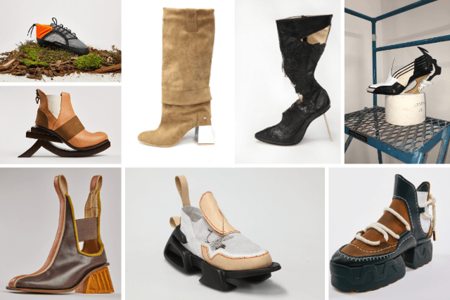 Moda Announces Shortlist For History In The Making Footwear Design Competition With De Montfort University Moda 2021