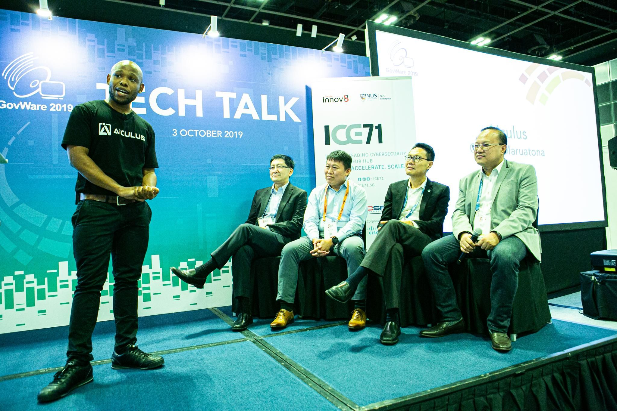 Tech Talk and Pitch Pit