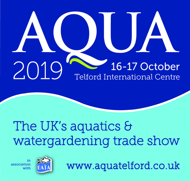 Major companies exhibiting at AQUA 2019