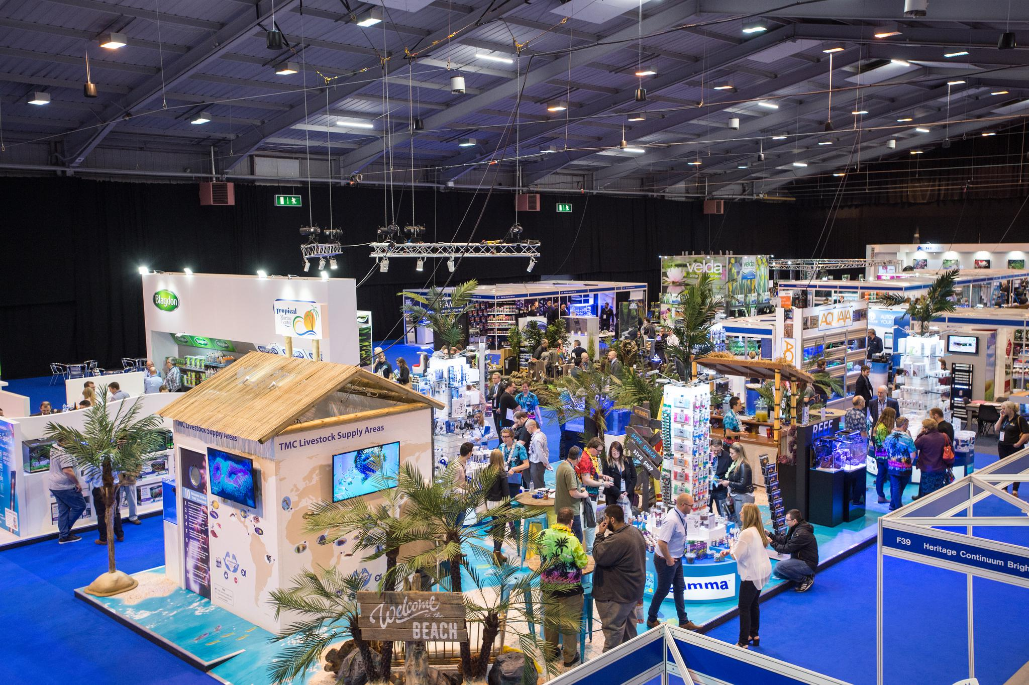 Interest grows in AQUA as dates and venue confirmed for 2019 show