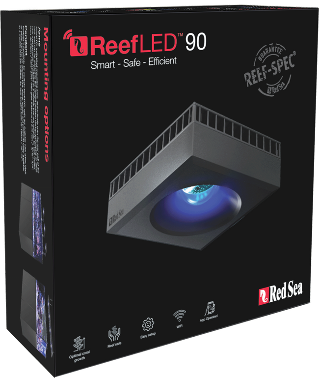 Red Sea ReefLED™ and ReefBeat® Launch