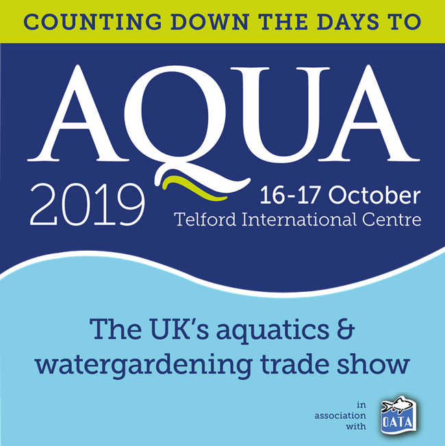 Excitement builds as AQUA 2019 gets set to open