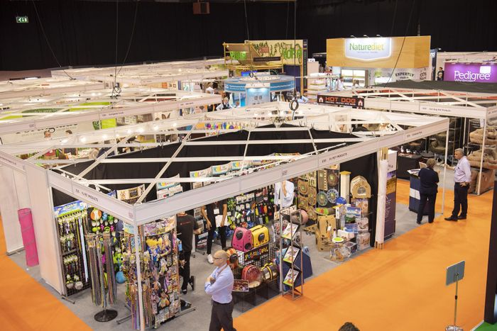 Back to business for industry exhibitions