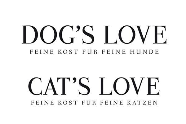 DOG'S LOVE & CAT'S LOVE