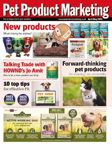 Forward-thinking pet products