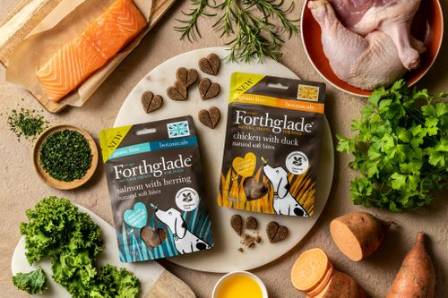 Forthglade Launch New Treats - Soft Bites, in Association with National Trust