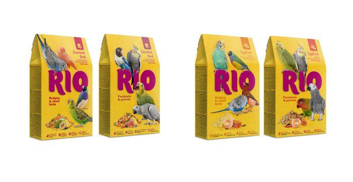 New generation of RIO Eggfood!
