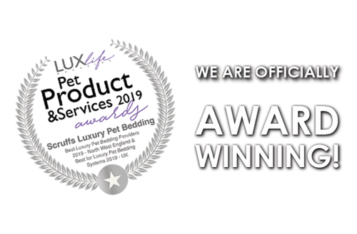 Scruffs® Strikes Gold in the 2019 LUX Awards