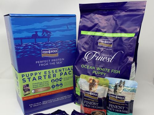 Puppy Promotion for Fish4Dogs Retailers