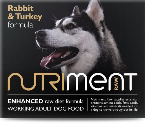 Nutriment is leader of the pack on 'All About Dog Food' supersite