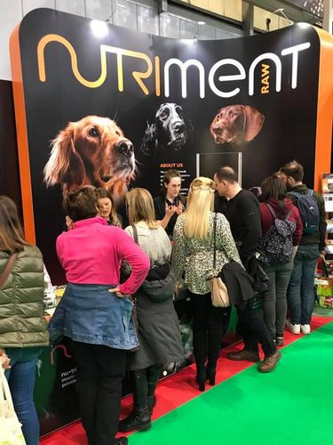 2019 marks Nutriment's most successful year at Crufts® to date