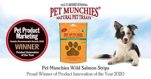 Award Winning Pet Munchies