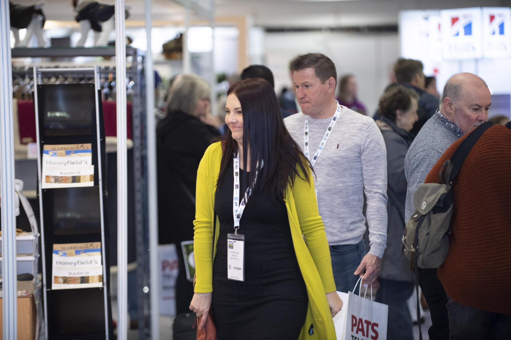 PATS again attracts impressive number of 'high quality' visitors