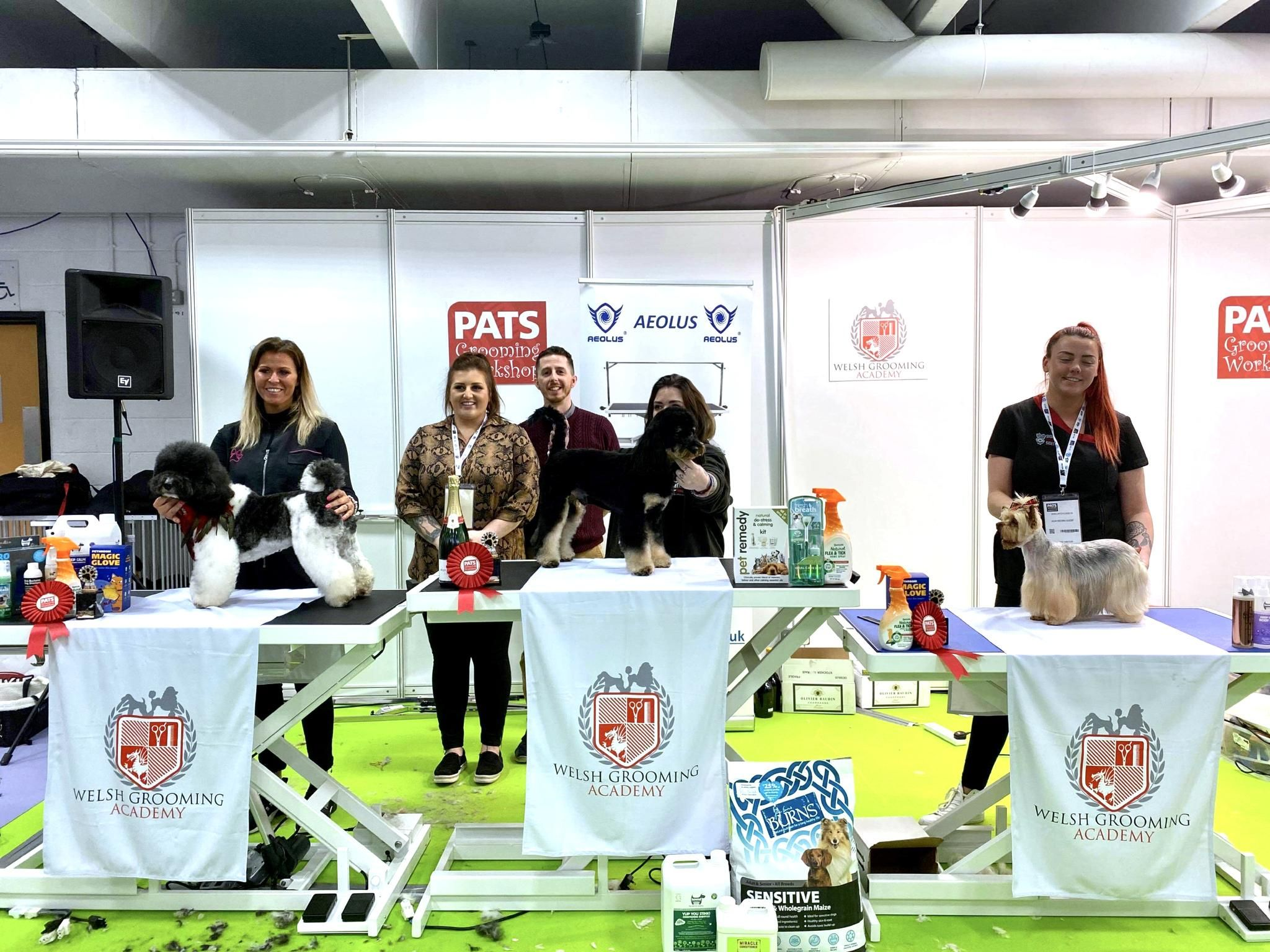 New grooming competition launched at PATS Sandown