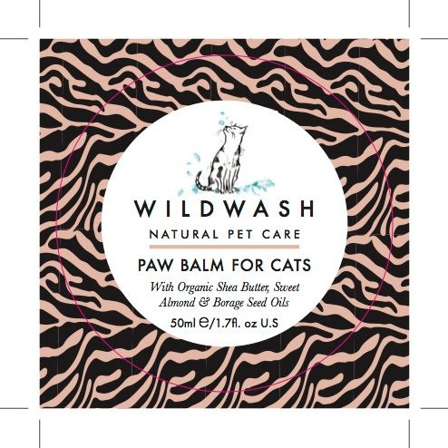 WildWash Paw Balm for Cats