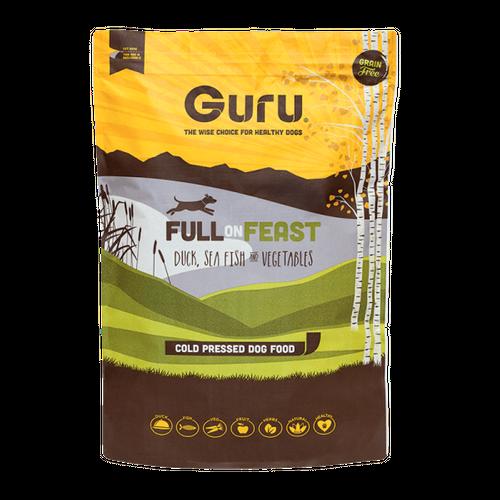 14kg Full on Feast Cold Pressed Dog Food - Grain Free