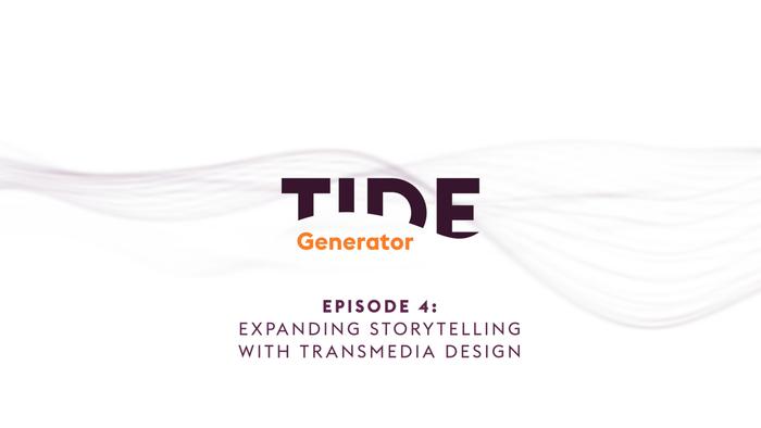 Podcast: Reflecting Multiple Voices through Transmedia Design
