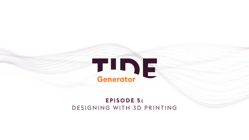 Podcast: Designing with 3D Printing