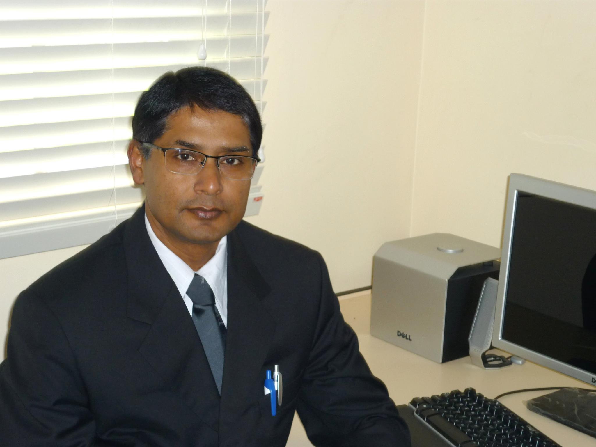 Dilip Ghosh