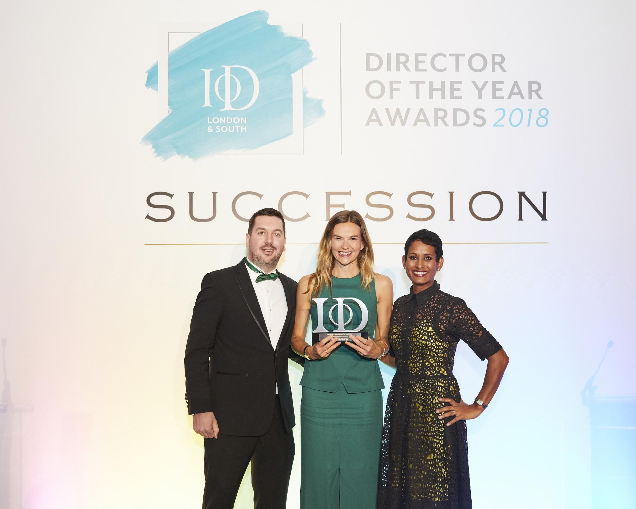 London & South Director of the Year Awards 2018