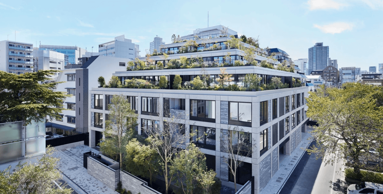 Kita Aoyama apartments