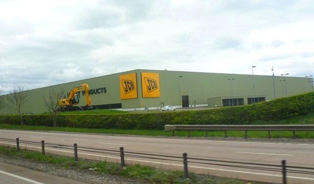 JCB reopens factory to manufacture ventilators