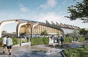 Construction work ready to begin at HS2's 'Interchange' station site near Birmingham Airport