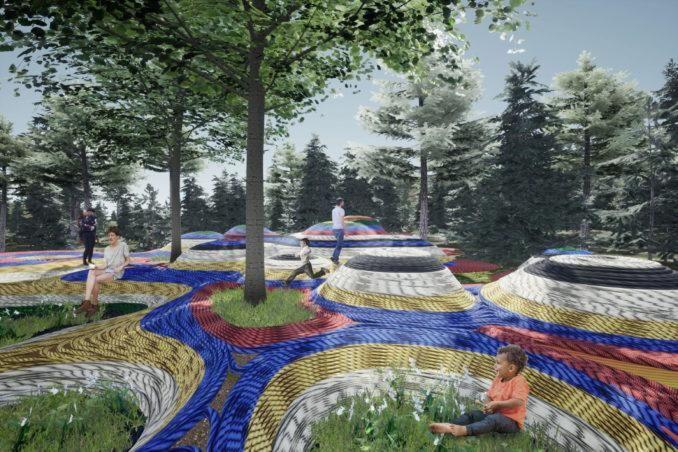 International Garden Festival reveals designs for 2020 edition