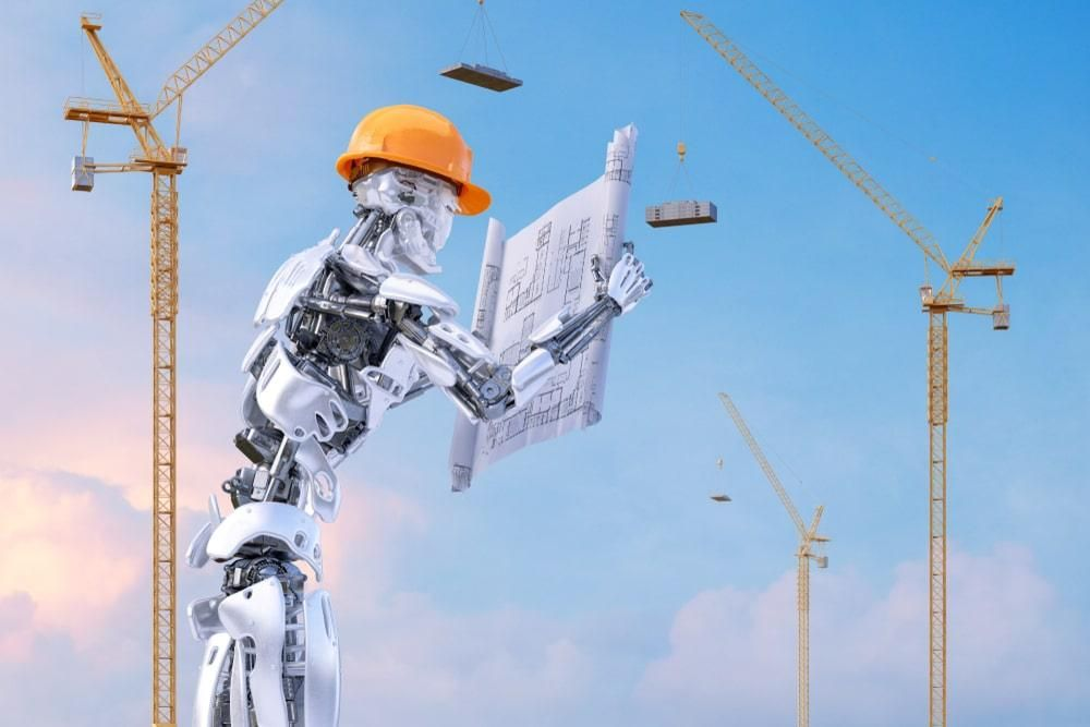 Can robots fill the skills shortage in the construction industry?