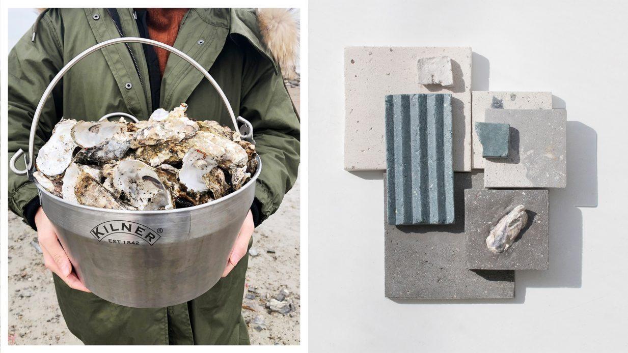 Newtab-22 uses seashells to develop concrete alternative